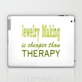 Jewelry Maker Laptop & iPad Skin