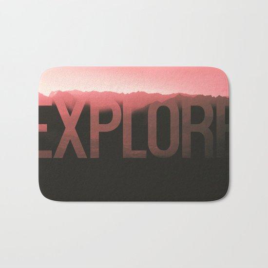 Explore Bath Mat