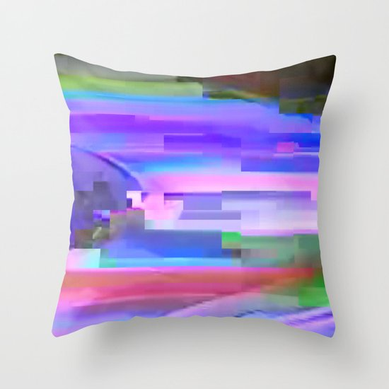 scrmbmosh240x4a Throw Pillow