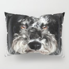 Buster Astro Dog Pillow Sham