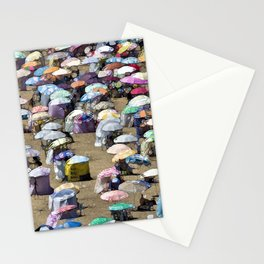 Acapulco Abstract Stationery Cards
