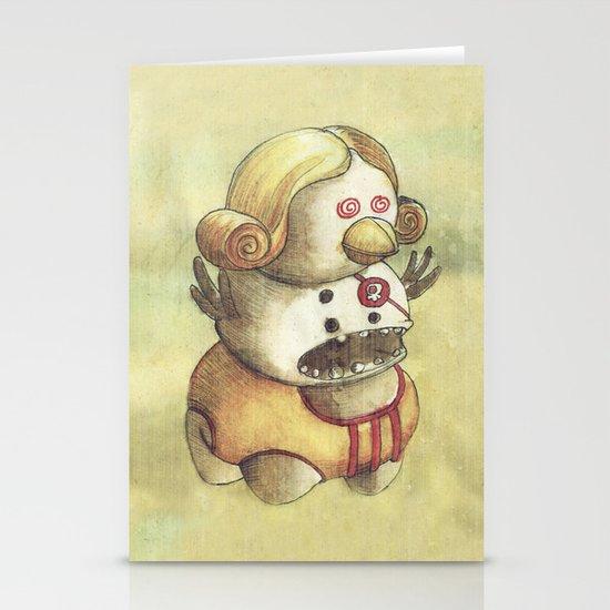 Pirataparuca Stationery Cards