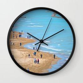 Italiy landascape Wall Clock