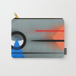 Soft meets hard ... Carry-All Pouch