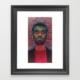 Self Portrait Ver. 1 Framed Art Print