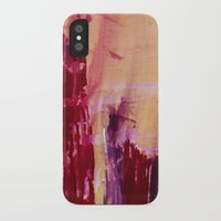 skyline iPhone & iPod Cases featuring Skyline by Stephanie Cole CREATIONS
