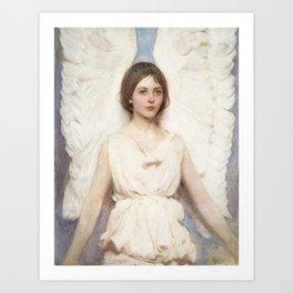 Angel, 1887 by Abbott Handerson Thayer Art Print