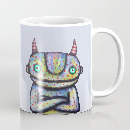 Devil with Good Intentions Mug