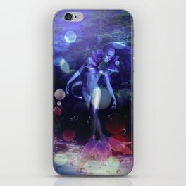 The Water Nymph iPhone Skin