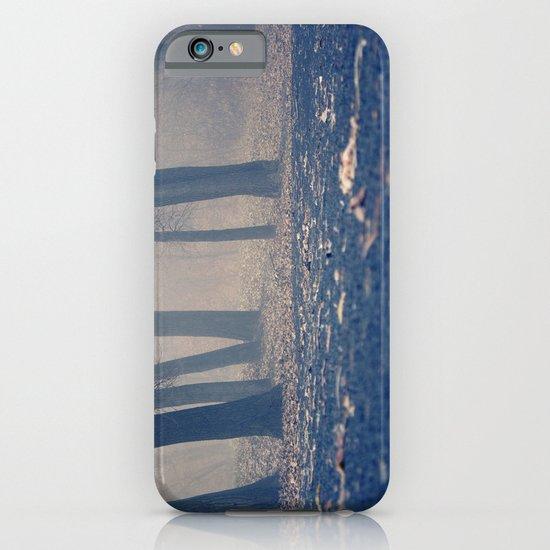 Foggy Morning iPhone & iPod Case