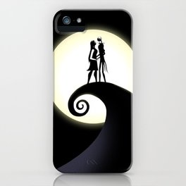 Jack Skellington & Sally iPhone Case