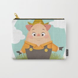this little piggy Carry-All Pouch