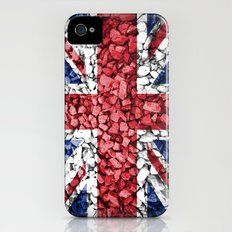 Stoned Brit iPhone (4, 4s) Slim Case