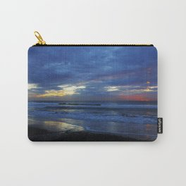 Sunset Color Splash Carry-All Pouch