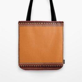 Persian Carpet Design Tote Bag