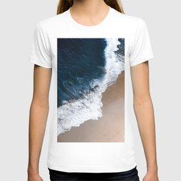 Even the biggest waves... T-shirt