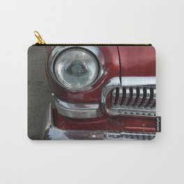 Retro cars antique parts and the elements Carry-All Pouch