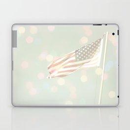 American dreams Laptop & iPad Skin