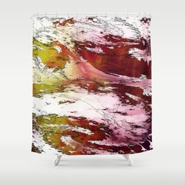 severe weather but tornado Shower Curtain