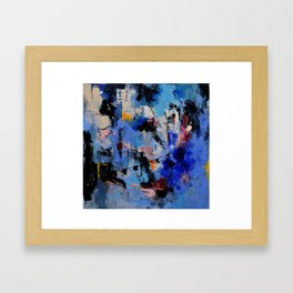 abstract 66211121 Framed Art Print