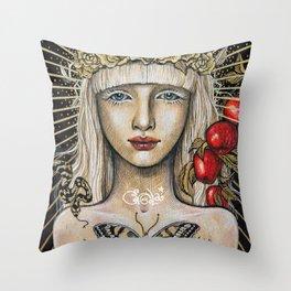 Eva Throw Pillow