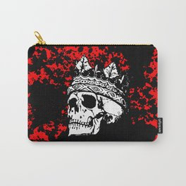 Skulking Skull King Carry-All Pouch