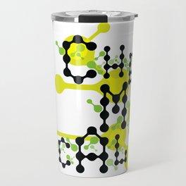 Chemical design Travel Mug