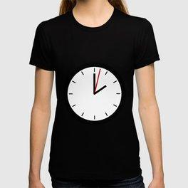 #33 Clock T-shirt