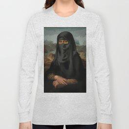 Niqab - Monnalisa Long Sleeve T-shirt