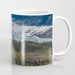 Matanuska Glacier, Alaska - Summer Coffee Mug