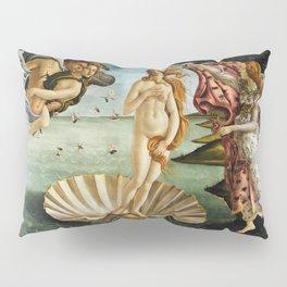 Iconic Sandro Botticelli The Birth of Venus Pillow Sham