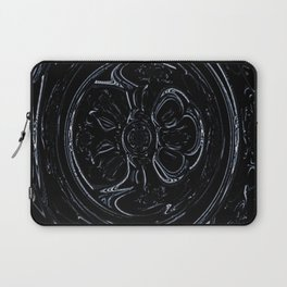 Black Wheel Laptop Sleeve