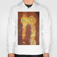 totem Hoodies featuring Totem by Sheri L. Wright