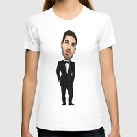 will graham T-shirts featuring Aubrey Graham by Allyouwant
