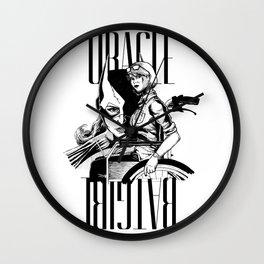 Oracle / Batgirl Wall Clock