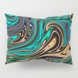 Gorgeous Marble Style - Paradise Pillow Sham