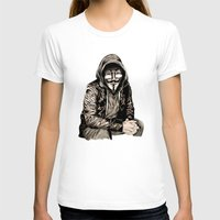 gangster T-shirts featuring Anonymous Gangster by 13 Styx
