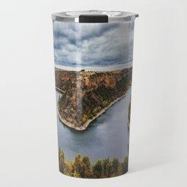 Canyon river Travel Mug