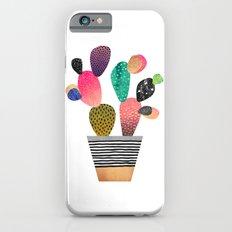 Happy Cactus iPhone 6s Slim Case