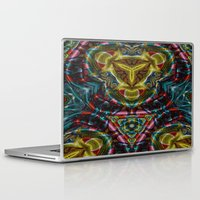 dress Laptop & iPad Skins featuring Dress by RingWaveArt