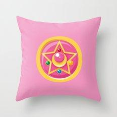Sailor Moon Crystal Star Throw Pillow