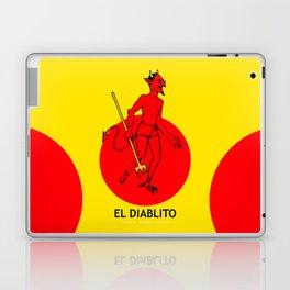 El Diablito Mexican Loteria Laptop & iPad Skin