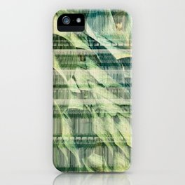 Na Fir Ghorma iPhone Case