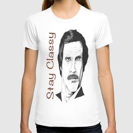 I'm Ron Burgundy? T-shirt