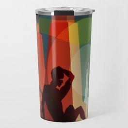 WEB Du Bois Travel Mug