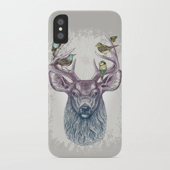 Magic Buck iPhone Case