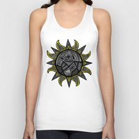 sunshine Tank Tops featuring Sunshine by Lauren Moore