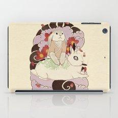 Master and Servant iPad Case