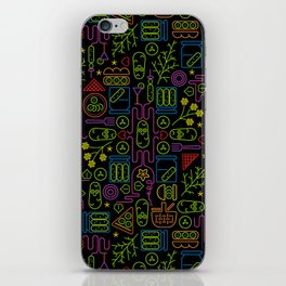Pickles - Saturday Night iPhone Skin