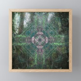 Spirit of Nature Framed Mini Art Print